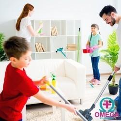 Καθαριότητα και απολύμανση στο σπίτι, ασπίδα προστασίας ενάντια στους ιούς και τα μικρόβια!